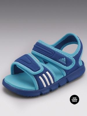 Sporty summer footwear for toddlers