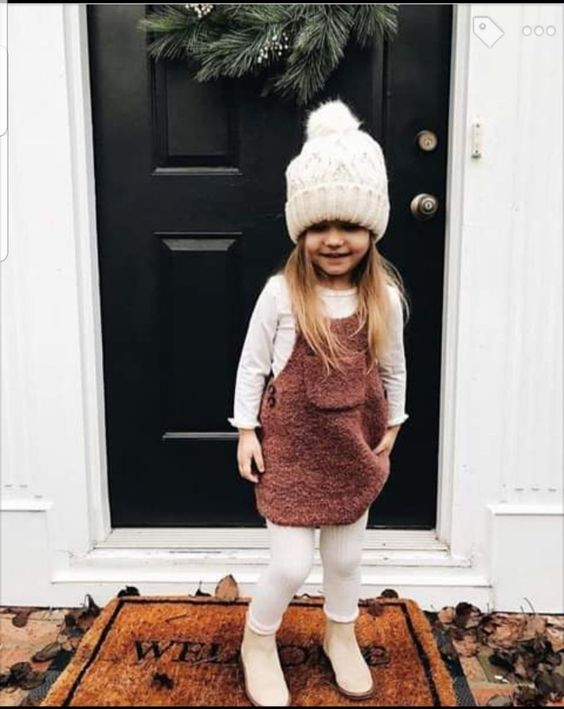 fall outfits for a baby girl