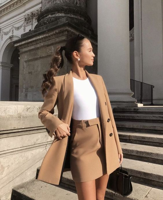 Blazer for spring outfit ideas