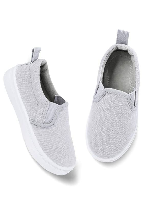 canvas sneakers for boys and girls toddler