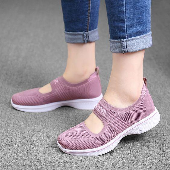 breathable sneakers for summer footwear