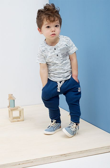 stylish and comfortable outfit for toddler boys