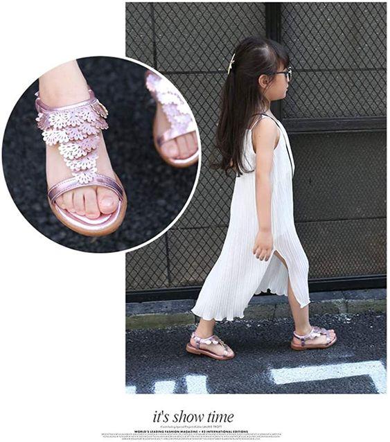 flexible sandals for toddler