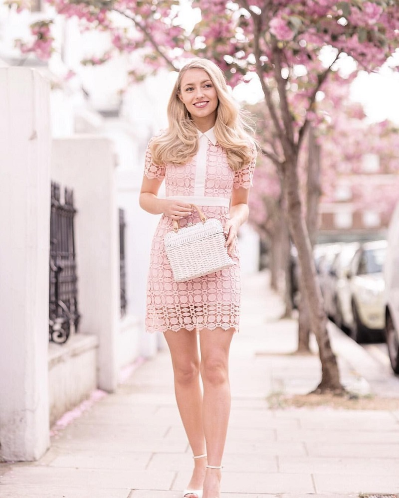 cute and girly styles for spring