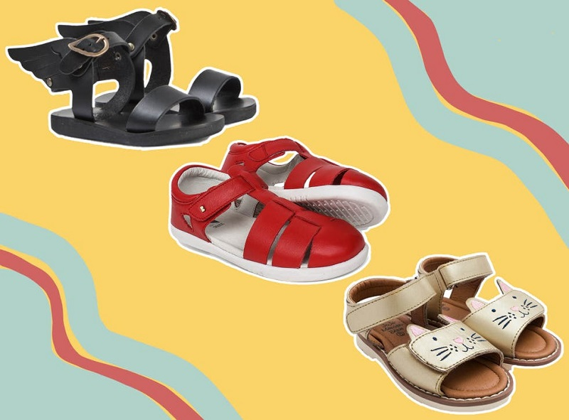 best summer footwear for toddlers