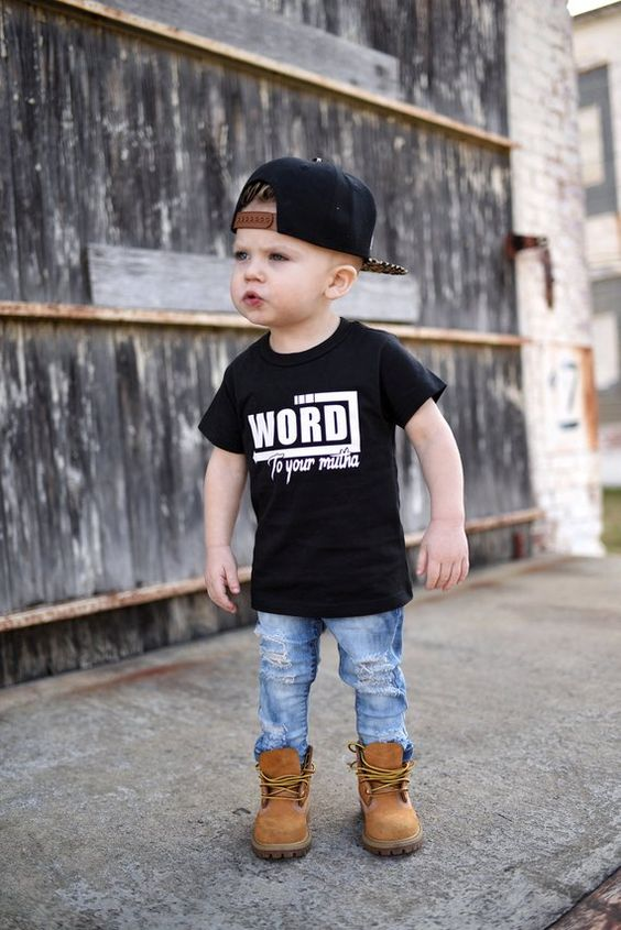 cool street style toddler boys outfits ideas