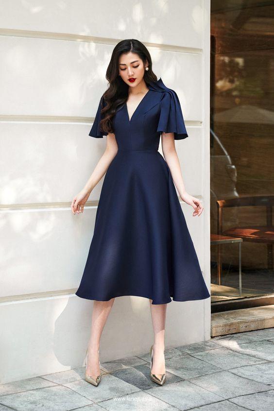 midi dress for summer