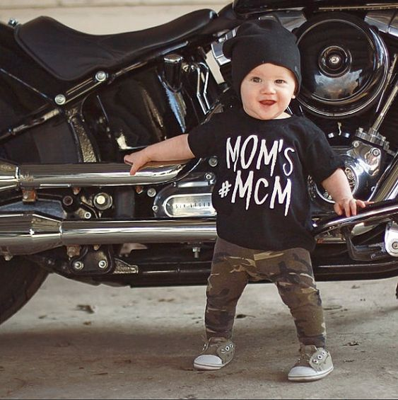 rocking style baby clothes