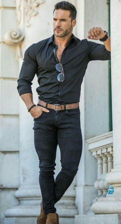 masculine outfits for rocking casual style
