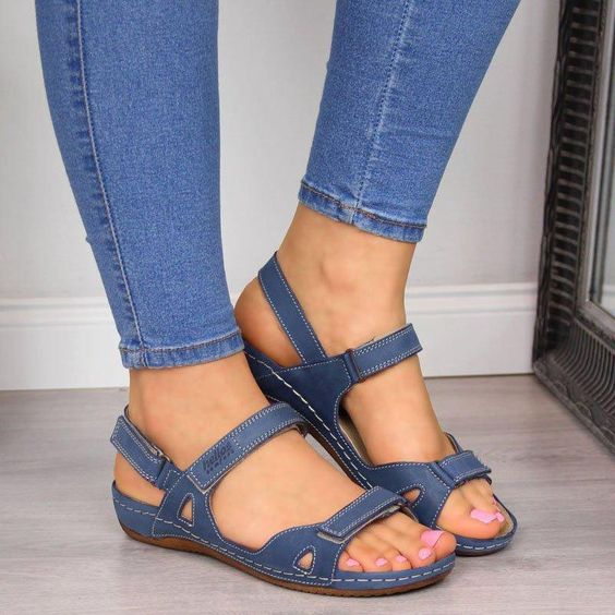 sole sandals for summer footwear