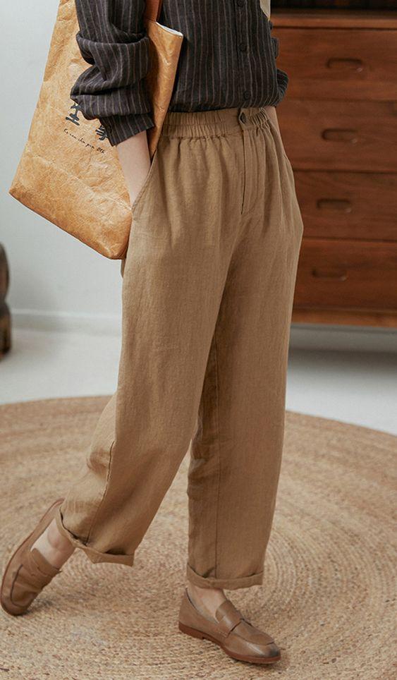 Italian trouser for spring