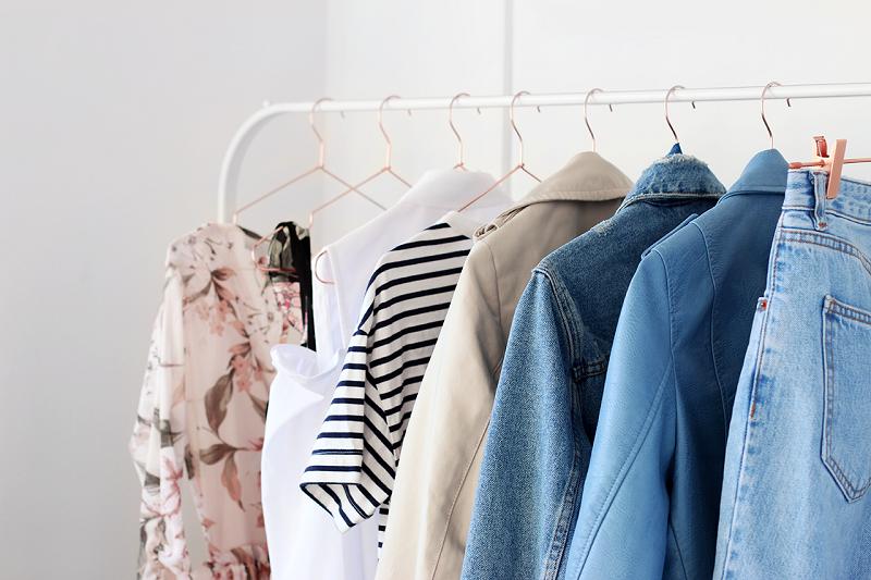 wardrobe basic checklist for ladies