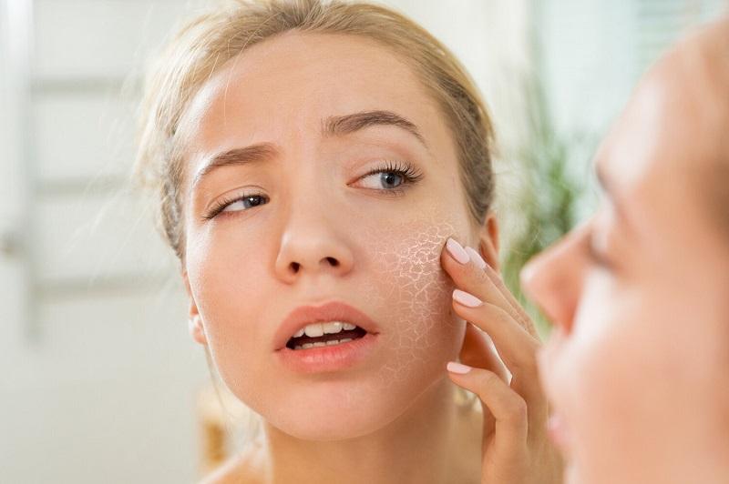 Homemade summer skincare routine for dry skin