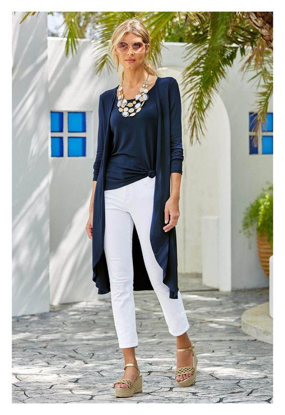 maxi cardigan spring outfit idea
