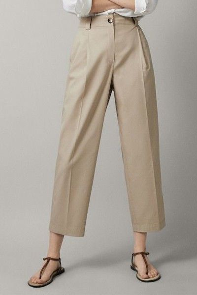 trousers for a comfortable spring vacation