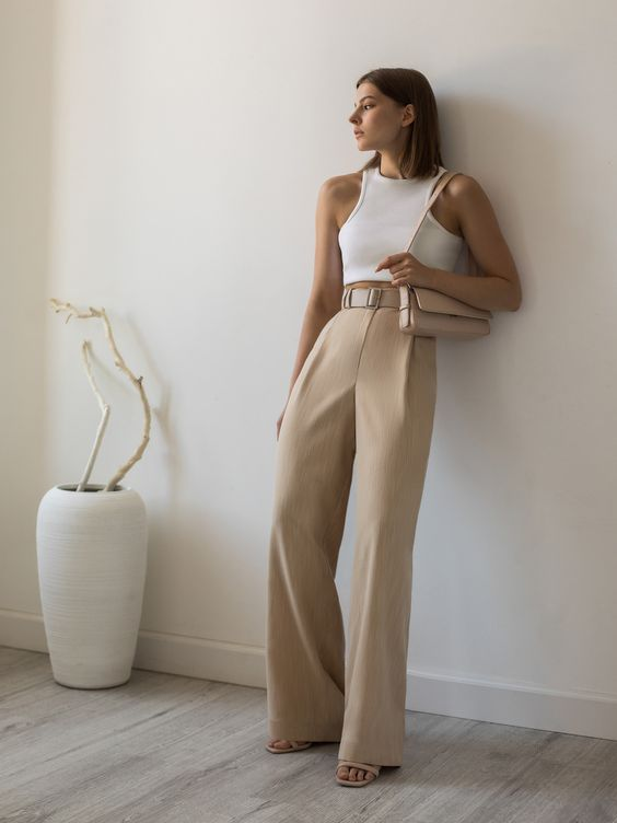 wide leg pants for fashion trends in 2021