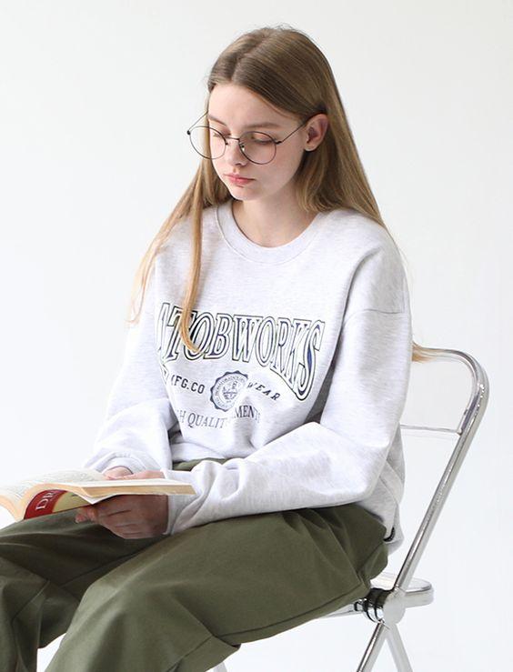crewneck sweater for girls