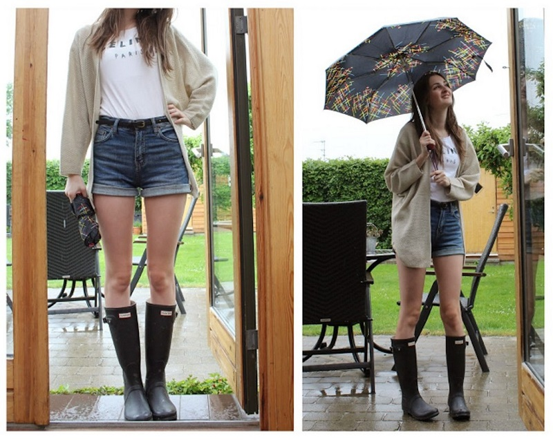 cool rainy day outfit ideas