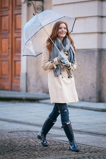 cozy rainy day outfit ideas