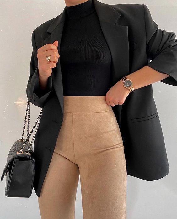 stylish women spring workwear ideas