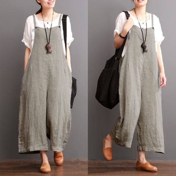 styling linen overall