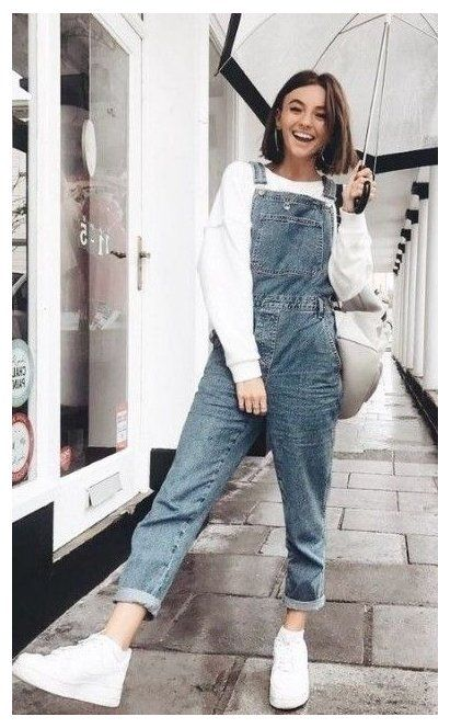 teen capsule wardrobe overall outfit