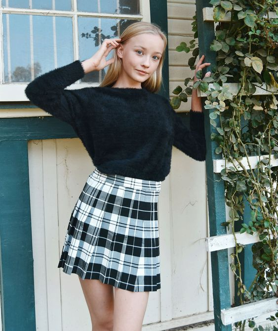 tennis skirt for young girl outfit
