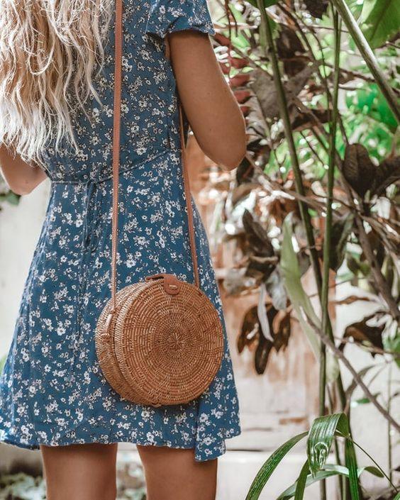 essential straw bag for spring