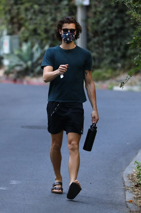 laidback style with comfortable sandals for men