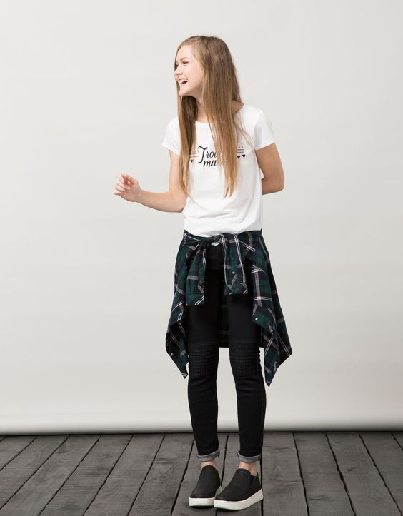 simple back to school outfit idea