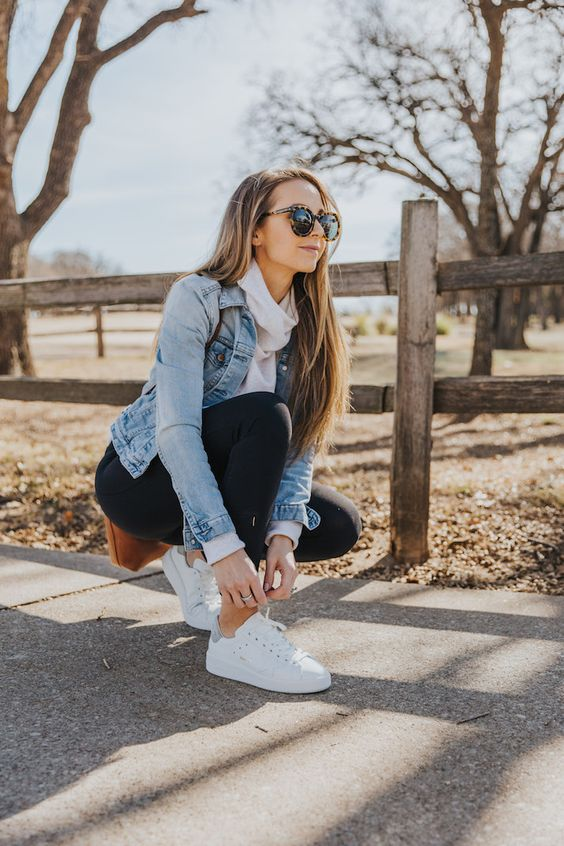 sneakers for all capsule wardrobe essential