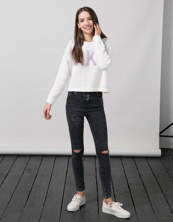 cute sweatshirt for teenage girl