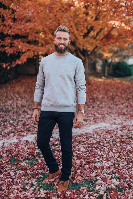 thanksgiving outfit ideas for men