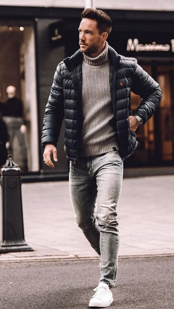 winter holiday dress code for men