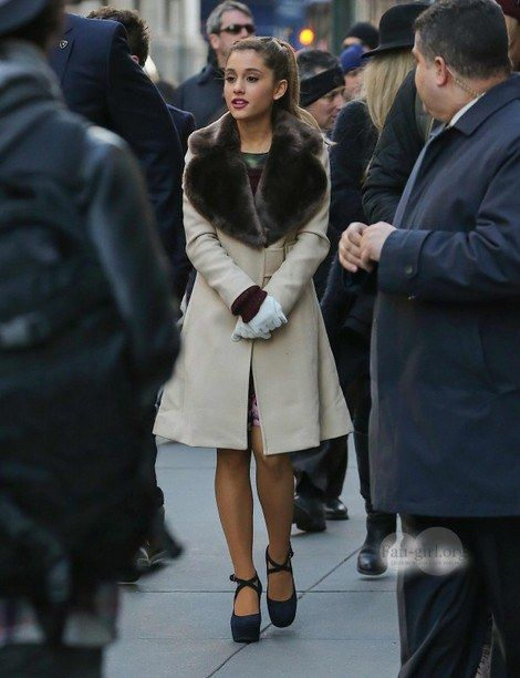 Fall outfit essential by Ariana Grande