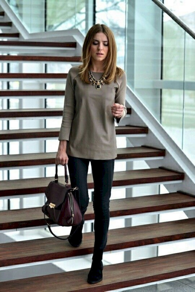 women's casual workwear outfit ideas