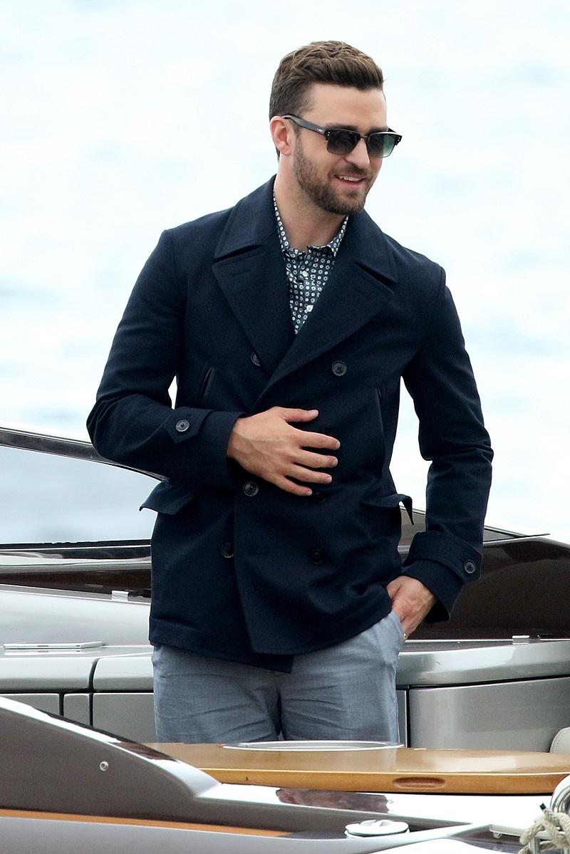 men's nautical fashion look