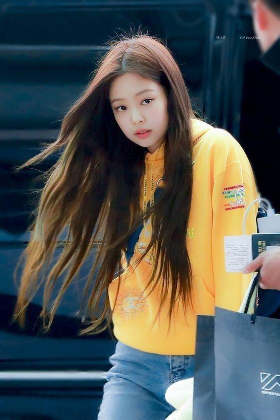 Jennie casual fashion style
