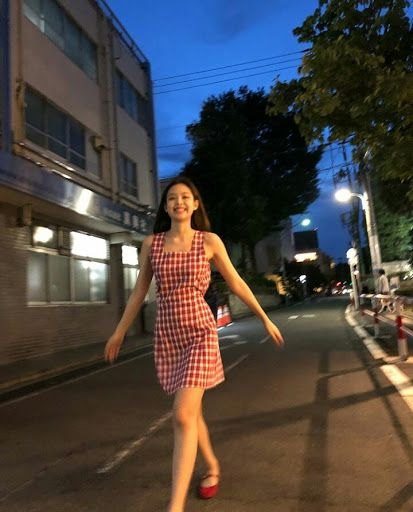 Jennie cute mini dress