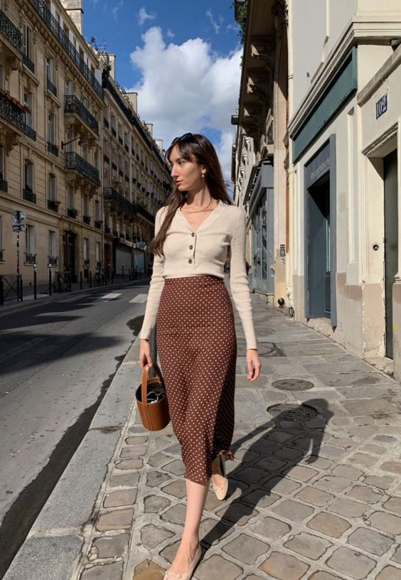 chic casual summer look