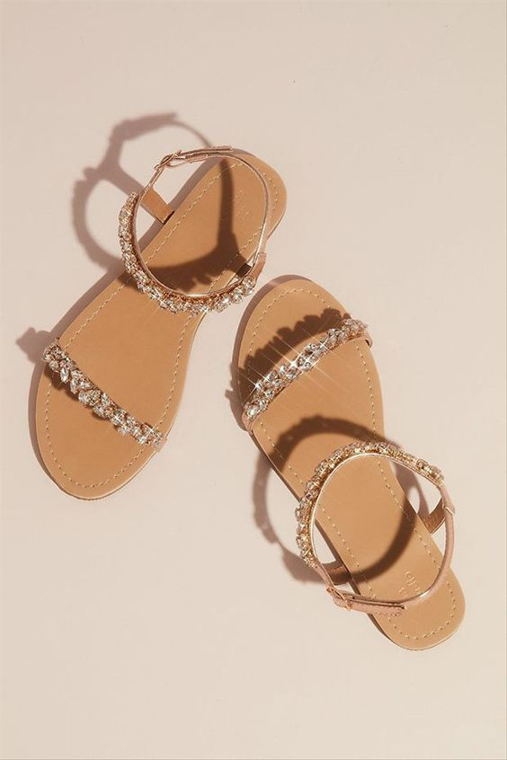 comfortable and classy summer sandals