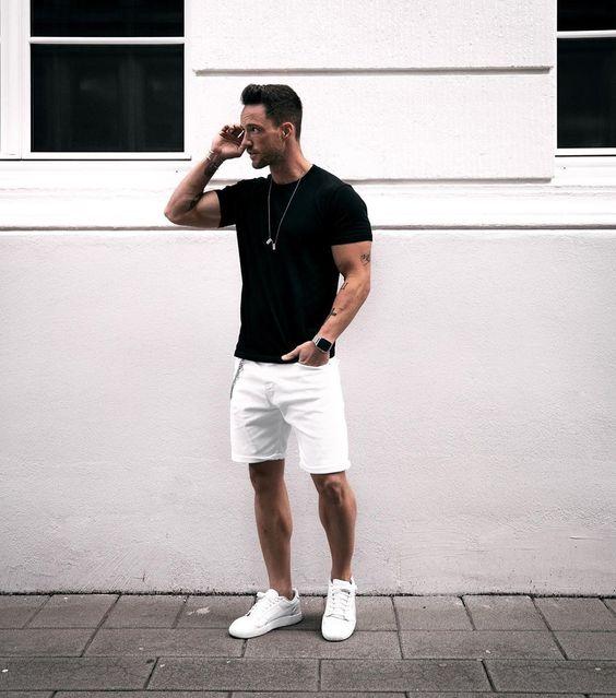 versatile classic summer look for guys