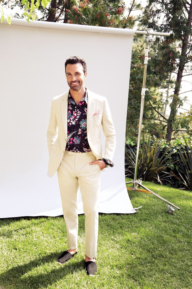 casual wedding guest outfits for men
