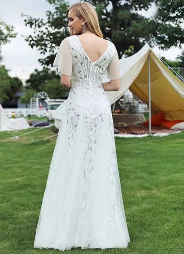 flawless guest wedding floral dress