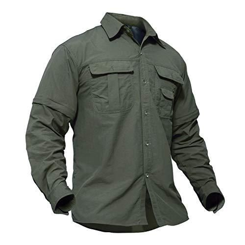 long sleeve shirt for a camp outfit