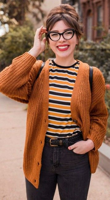chic French tuck-in style for your casual look